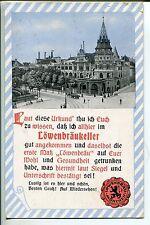 Stempel frankierte Echtfotos aus Deutschland
