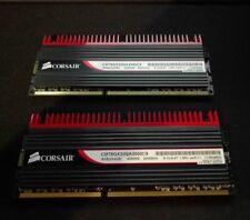 Corsair Dominator GT DDR3 8 GB (2x4GB) 2000 MHz Rosso CMT8GX3M2A2000C9