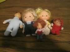 VINTAGE LOT OF SMALL DOLLS!