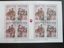 Slowakei Slovensko  Kl Kleinbogen 562/563 gestempelt 2007