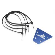 Dynamite Axial AX10 SCX10 aluminum upper link electronic mount plate NIP DYN8059