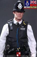 MODELING TOYS 1/6 MODERN BRITISH METROPOLITAIN  POLICE SERVICE POLICEMAN MMS9001