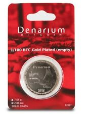 EMPTY DENARIUM BITCOIN ~ Physical Coin FOR MINING ~ Load Your Own BTC #3