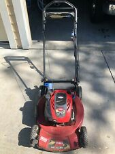 Toro 22' Recycler Personal Pace Self Propelled Lawn Mower Pick Up Only No Ship