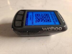 Wahoo ELEMNT BOLT GPS Bike Computer - Black (v1)
