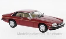 1/43 White Box Jaguar XJ-S dunkelrot WB288