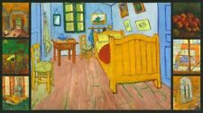 "Vincent Van Gogh Art Paintings by Robert Kaufman - 24"" x 44"" Panel"
