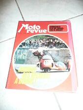 MOTO REVUE n° 2079  1972