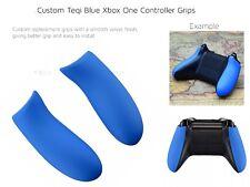 Velours Bleu Xbox One Custom Soft Grip Poignées Arrière Poignées/Panel Ocean Blue mod