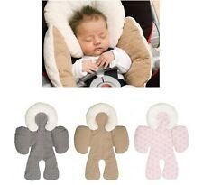 Baby Stroller Car Seat Cushion Pram Pushchair Pad Head Support Pillow All Season