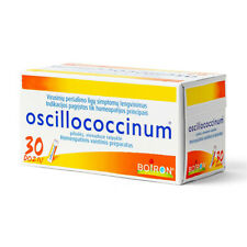 Oscillococcinum 30 Dose Homeopathic Tablets for Flu Cold by Boiron