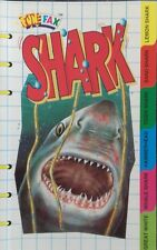 "FUNFAX ""Shark"" book. Great white, whale, hammerhead, Tiger shark. Pocket money"
