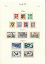 D150279 France 1960 Nice Selection of MNH Stamps