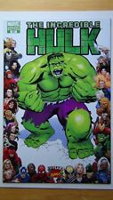 The Incredible Hulk #601 1 In 15 Variant 70th 2009 NM Near Mint Marvel Comic
