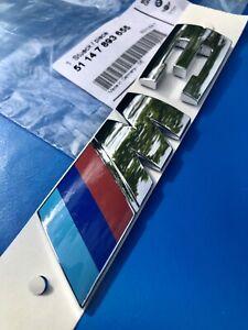 BMW M3 E36 E46 F30 G20 51147893655 M série 3 318 320 325 330 335 original badge
