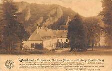 BR40101 waulsort le parc du chateau ancienne abbaye belgium   Belgium