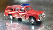 * Trident 90111-A Assistant Fire Chief United States Air Force  HO 1:87 Scale