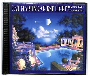 EBOND Pat Martino – First Light CD PROMO CD031565