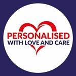 Personalised with love and care