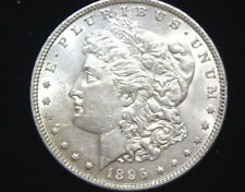 1896-P Morgan Silver Dollar from a 60 Year Cache Free US Shipping             75