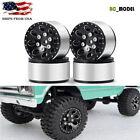 """1.0"""" Beadlock Wheels Rim for RC Crawler 1:24 Axial SCX24 90081 AXI00001 AXI00002"""