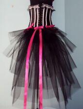 Faldas de mujer de color principal negro talla XL