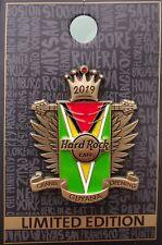 HARD ROCK CAFE GUYANA GRAND OPENING PIN