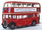 EFE LONDON TRANSPORT AEC REGENT SRT CLASS BUS-10124