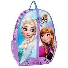 MOCHILA FROZEN DISNEY Con Elsa y Anna Frozen / FROZEN DISNEY BACKPACK RUCKSACK