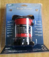 """New Johnson Marine 32102 Bilge Pump Cartridge Series 1000 GPH 12 V Submer 3/4"""""""