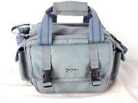 Vintage Profoto Gray and Blue Camera Bag with Shoulder Strap