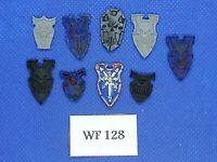 Warhammer Fantasy - Chaos Realms - Shields x9 - WF128