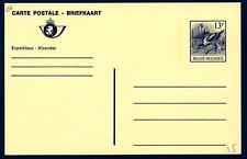 BELGIUM - BELGIO - Cart. Post. - 1986 - Uccelli