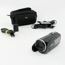 Sony Handycam HDR-CX230 Camcorder Video Camera - Black