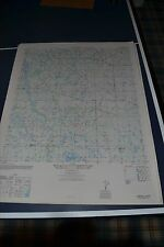 1940's Army topo map Lorraine Florida (like USGS) 4538 IV SE Lakewood Ranch