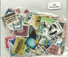 Lot timbres des pays bas