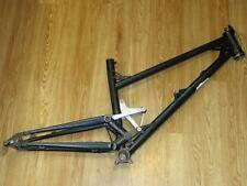 Rare BTR Thrasher Steel Freeride / Downhill Frame Black One off custom build