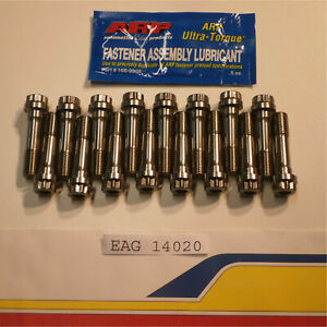 """Eagle 14020 Engine Connecting Rod Bolt Repl Bolts ARP L-19 7/16 1.75"""""""