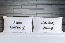 FEDERE IL PRINCIPE AZZURRO BELLA ADDORMENTATA camera da letto Biancheria da letto Novità Regalo wsd759