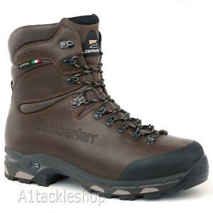 Zamberlan Hunter 1004 Chestnut Walking and Stalking Boots