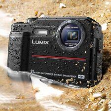 Panasonic DC-TS7 Waterproof Shockproof Camera Wonderful Condition