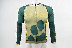 Verge Men's Medium Team Lees-McRae Long Sleeve Triumph Strike Cycling Jersey