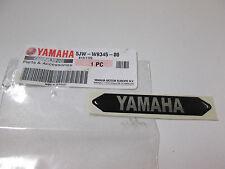 Emblem Schriftzug Seitenkoffer Koffer Logo Case 5JW-W9345-00 Yamaha FJR 1300