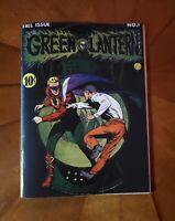 Green Lantern Comics # 1 Golden Age Replica Edition