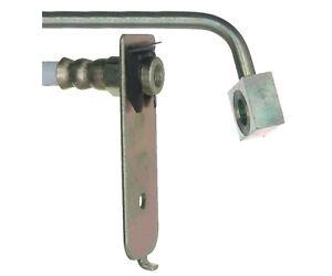 Brake Hydraulic Hose-Element3; Rear Left Raybestos BH380304
