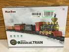 Hot Bee 9015 Classical Train Set ages 5+ , 1 locomotive & 3 carriages