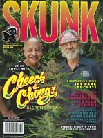Skunk Magazine Winter 2020  Cheech & Chong's Dispensoria