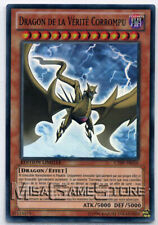 YUGIOH~CT09-FR016 : Dragon de la Vérité Corrompu  - SUPER RARE ==> NEUF