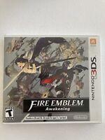 Fire Emblem: Awakening (Nintendo 3DS, 2013) Complete / Tested