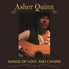 Asher Quinn (Asha) - Songs of Love and Chains -  CD
